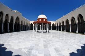 بيوت الله<br>جامع عمرو بن العاص في دمياط